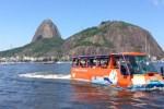 Ônibus Anfíbio - Foto: GERJ