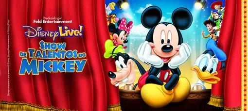 Disney Live! Show de Talentos do Mickey