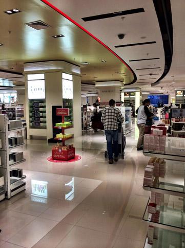 Free shop terminal 3