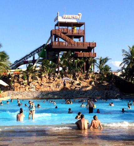 Beach Park - Maremoto
