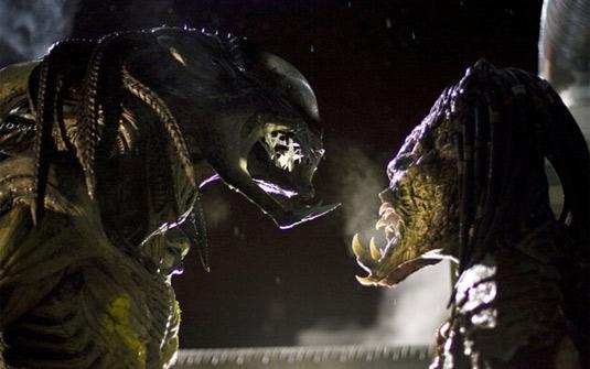 alien predador