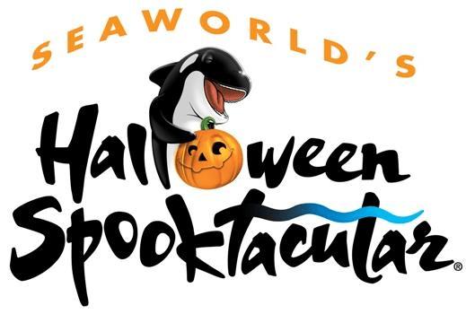 sea world spooktacular