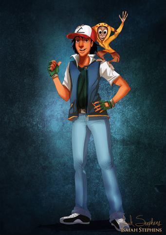 Artista Desenha Fantasias De Halloween P Personagens Disney