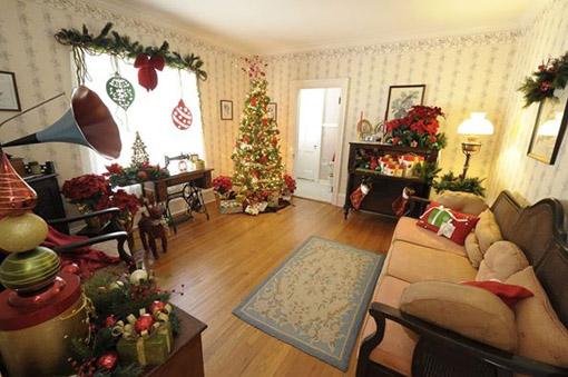 Natal Orlando interior