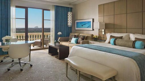 Four Seasons Resort Orlando at Walt Disney World Resort suite