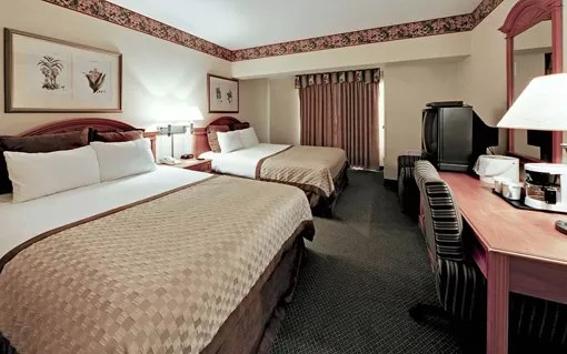 Lake Buena Vista Resort Village and Spa suite