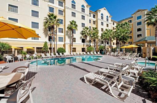 Lake Buena Vista Resort Village piscina