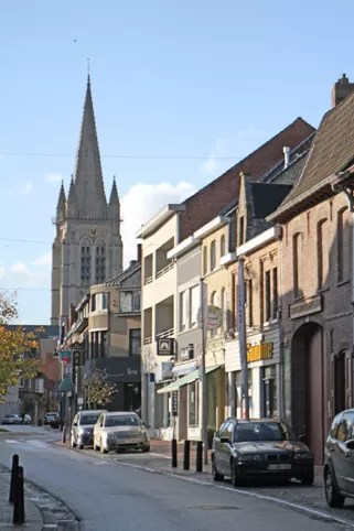 rua de Poperinge