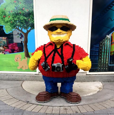 Legoland fotografo