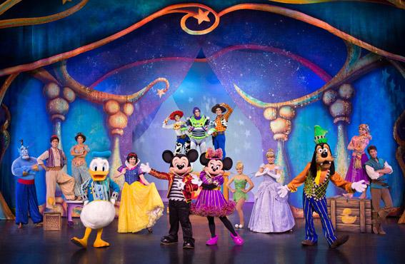 Disney Live3