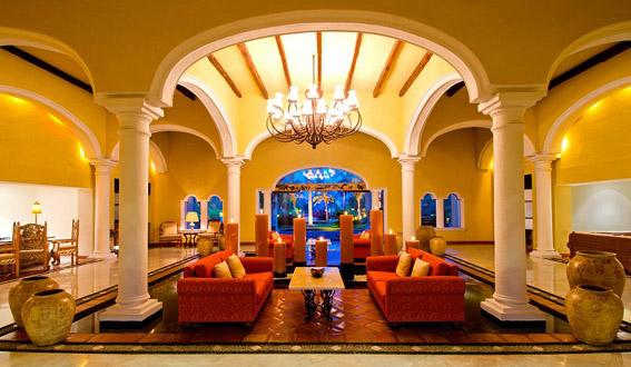 casa velas lobby Vallarta