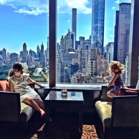 as laraninhas mundo afora em NY