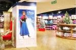 Disney Store na Galeries Lafayette em Paris