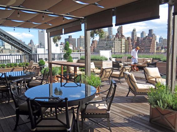 Relais & Châteaux The Surrey Rooftop 2