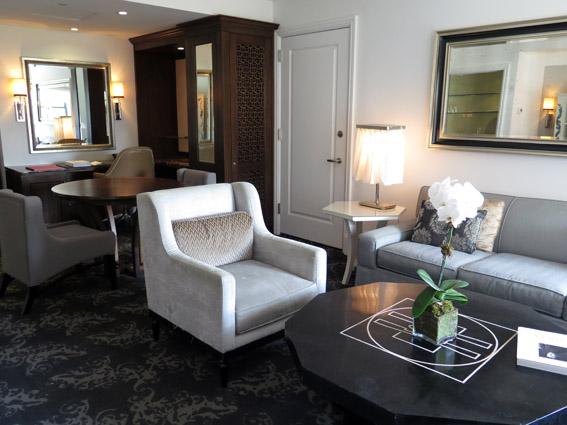 Relais & Châteaux The Surrey sala suite
