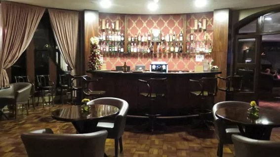 Hotel Vila Inglesa Bar