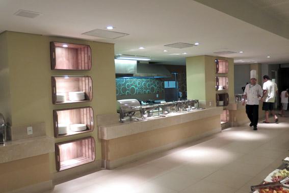 Hotel Turismo restaurante