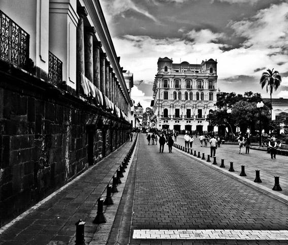 Arquitetura Centro Historico Quito Blog
