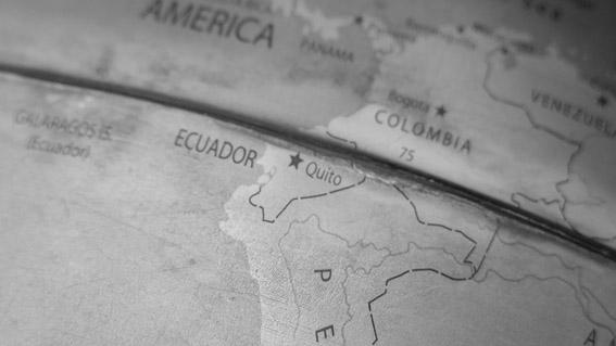Linha do Equador Globo