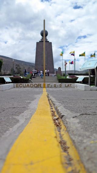 Linha do Equador vert blog