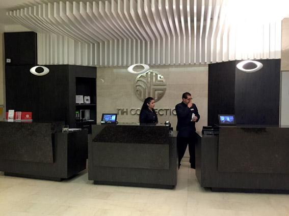 NH Collection Quito Recepção