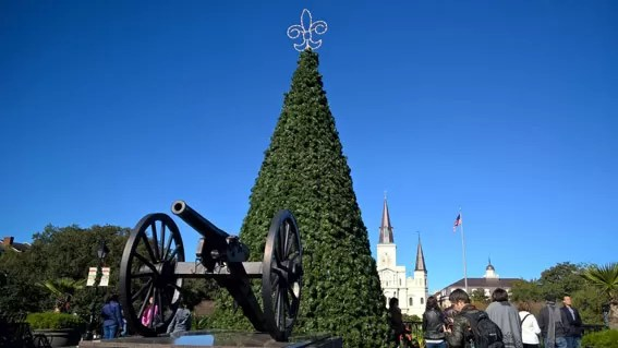 Jackson Square_french quarter New Orleans