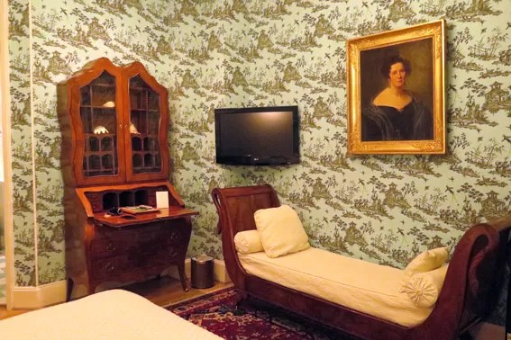 Suite Hotel de lAbeille