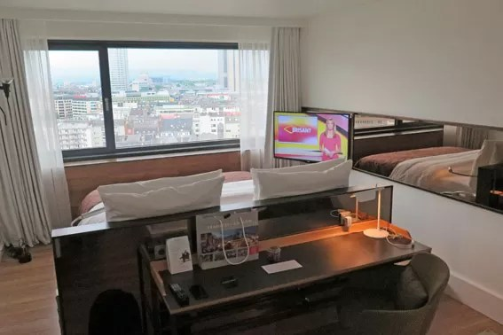 Suite Wyndham Grand Frankfurt