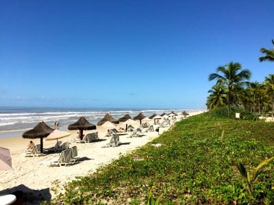 Praia Transamerica Una Bahia