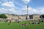 Neues Schloss Palácio Novo de Stuttgart