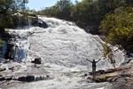 Cachoeira do Luis, Bueno Brandão