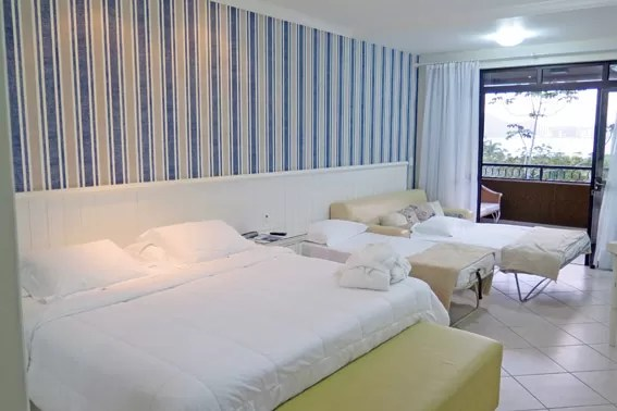 camas-suites Infinity Blue