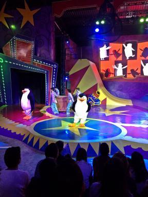 Show Madagascar Beto Carrero