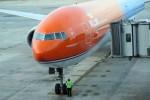 klm-aviao laranja