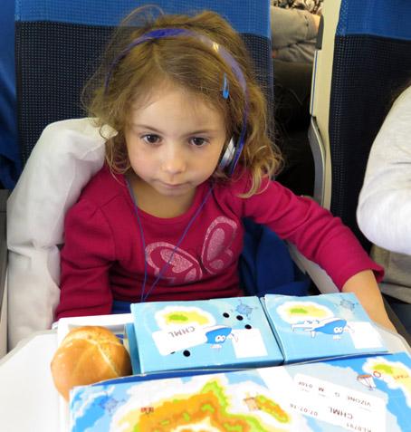 KLM servico de bordo