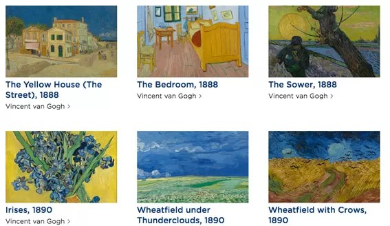 Destaques do Museu Van Gogh em Amsterdam