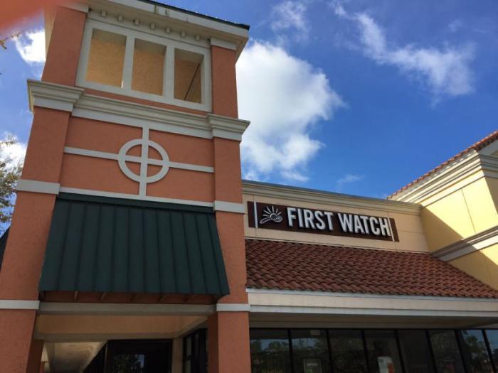 Brunch no First Watch