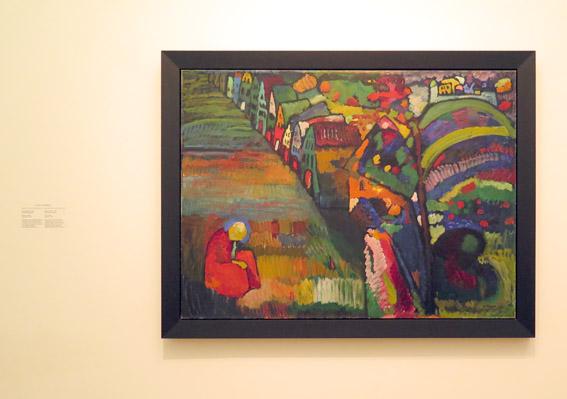 stedelijk-museum-amsterdam-Wassily Kandinsky