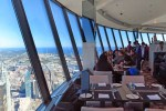 restaurante 360 na CN Tower