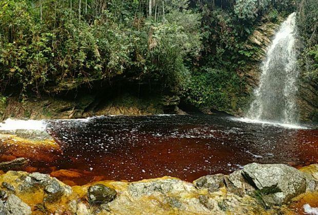 Serra do Funil Rio Preto em Minas Gerais