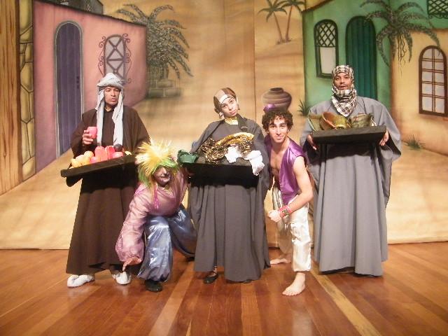 Aladdin e o Gênio Maluco