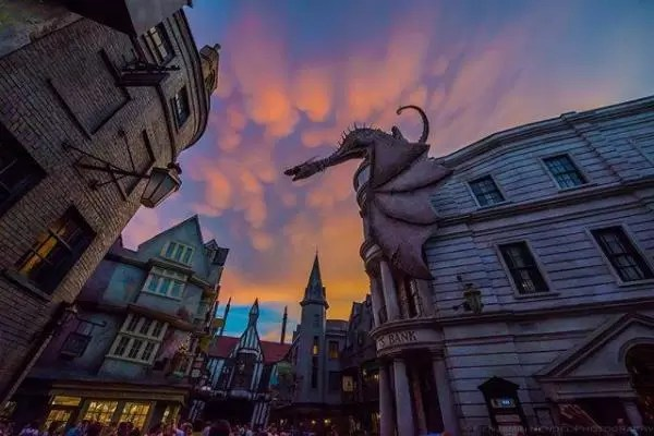 Diagon Alley no Universal Studios