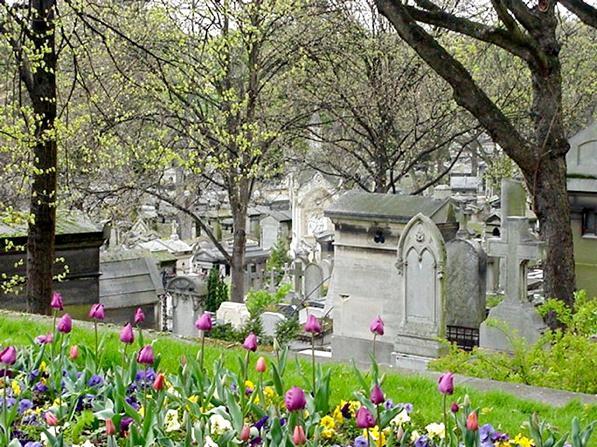 Cemitério de Père Lachaise