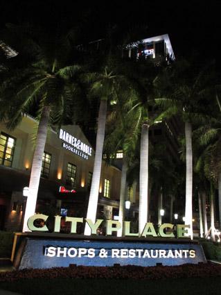 West Palm Beach City Place