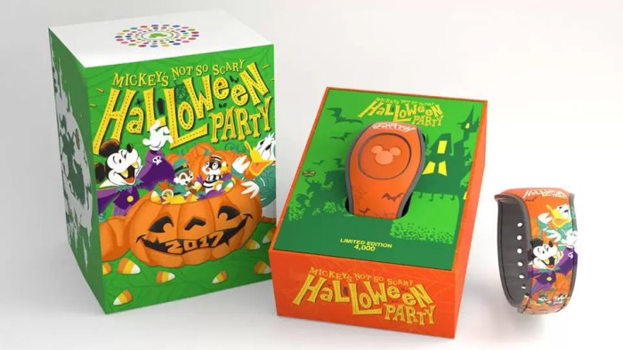 Magic band halloween