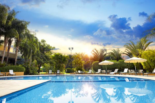 piscina nova Transamérica SP