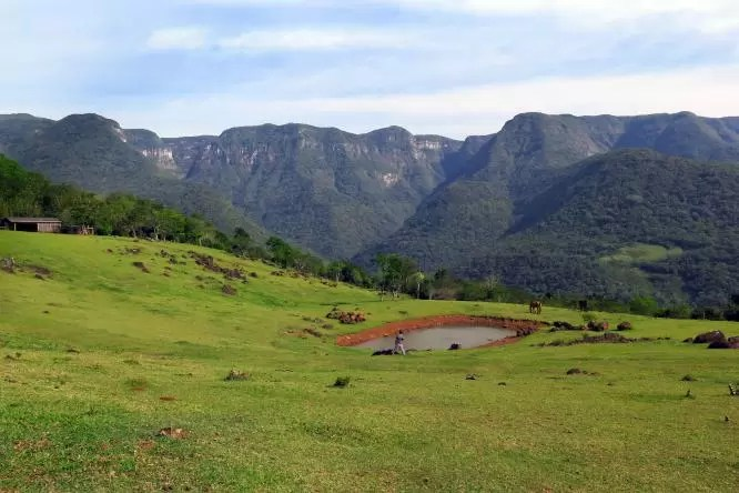 Canyons Santa Catarina