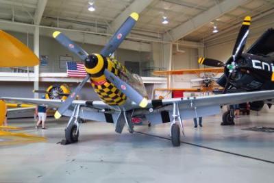 Military Aviation Museum, Museu, Aviação, Aviões, Virginia Beach,