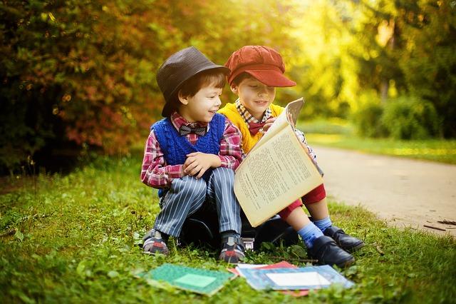 Crianças Parque