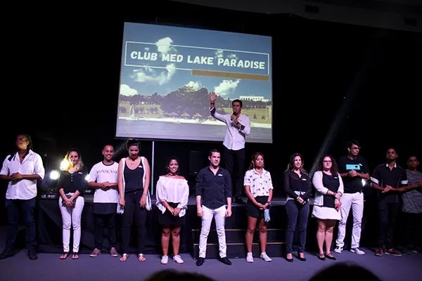 Shows do Club Med Lake Paradise